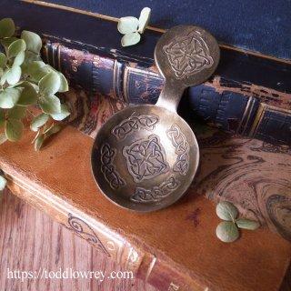 古代ケルトとお茶文化 / Antique Tea Caddy Spoon