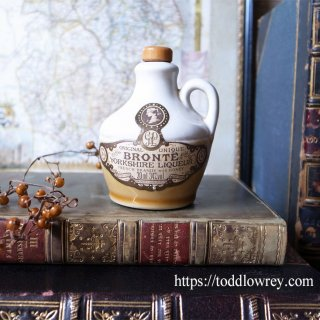 コニャックと蜂蜜と秘密のハーブ / Vintage Miniature Bottle