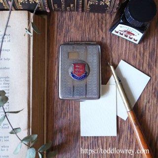 英国王室属領からの小さなお土産物 / Vintage Small Card Case from STATES OF JERSEY