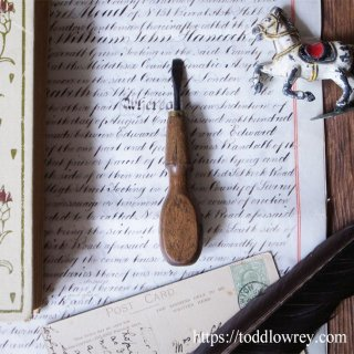 趣深い工具 /Antique Screwdriver