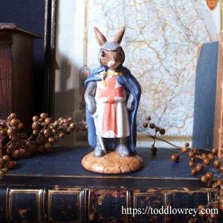 獅子心王のウサギ / Vintage Royal Doulton