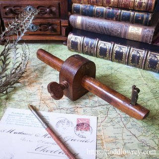 5人目の職人 / Antique Marking Gauge