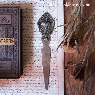 女神イシスの謀略 / Antique Letter Opener Agage