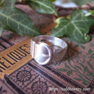 バーミンガムから来た銀のベルト / Vintage Sterling Silver Ring