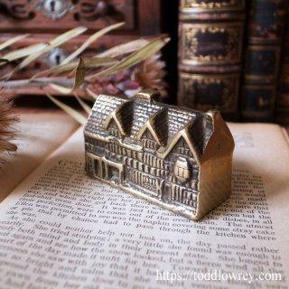 偉大なる詩人の家をお気に召すままに / Antique Miniature House