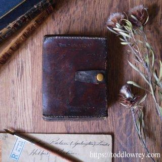 アングラーとプレイヤー / Antique The Book of Common Prayer with Leather Case