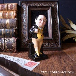 ディケンズが生んだ純粋で善良な英国紳士 / Vintage Royal Doulton