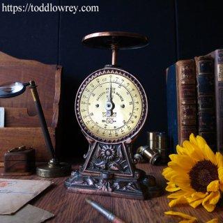 18世紀から受け継がれる英国伝統のレタースケール/ Antique Salter No.11 Letter Balance