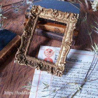ロココの結界をめぐらせて /Antique Rococo Style Guilt Frame