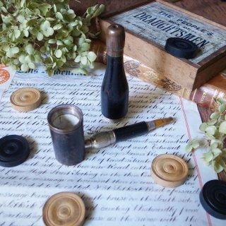 仏英博覧会を閉じ込めた仕掛けパイプ / Antique Novelty Pipe of Franco British Exhibition London 1908