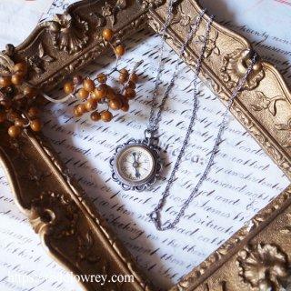 ピースメーカーの道標 / Antique 1902 Edward VII Coronation Medal & Compass with Chain