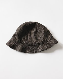 GARMENT REPRODUCTION OF WORKERS TELL HAT HERRINGBROWN