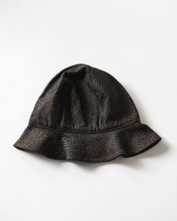 GARMENT REPRODUCTION OF WORKERS PEDDLER'S HAT HERRINGBLACK