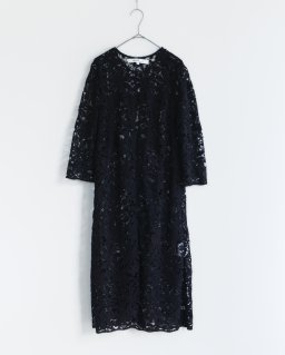 Bilitis Lace coat BLACK