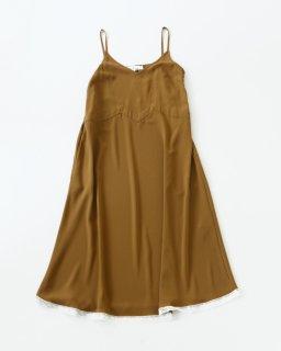Bilitis Camisole Dress CAFE CREAM