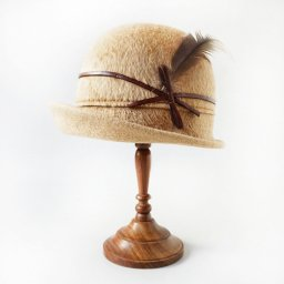 GASA* 一滴の香水 ハット camel(19AW)
