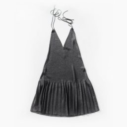 Babaco shinny ribbed cami-dress (19AW)<img class='new_mark_img2' src='https://img.shop-pro.jp/img/new/icons8.gif' style='border:none;display:inline;margin:0px;padding:0px;width:auto;' />