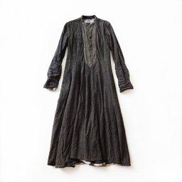 HALLELUJAH  修道女のローブ Dark brown(19AW)