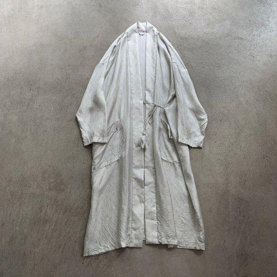TOWAVASE  Sarasa robe ivory(2021AW)