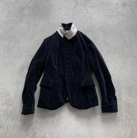 HALLELUJAH  1890年代 羊飼いのジャケット Black (2021AW)