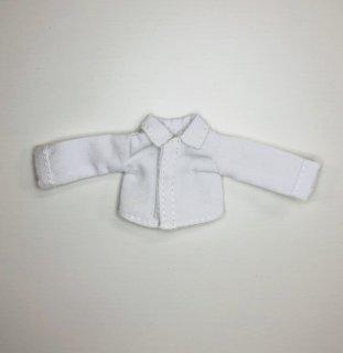オビツ11サイズ コットンシャツ(長袖・白)