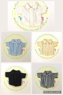 オビツ11サイズ コットンシャツ(半袖)