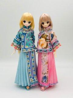 dolly para チャイナドレス
