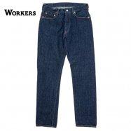 WORKERS/ワーカーズ  LOT802 スリムテーパード