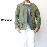 <img class='new_mark_img1' src='https://img.shop-pro.jp/img/new/icons50.gif' style='border:none;display:inline;margin:0px;padding:0px;width:auto;' />WORKERS/ワーカーズ Fatigue Jacket MOD ファティーグジャケット