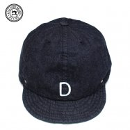 <img class='new_mark_img1' src='https://img.shop-pro.jp/img/new/icons50.gif' style='border:none;display:inline;margin:0px;padding:0px;width:auto;' />DECHO/デコ BALL CAP DENIM INDIGO インディゴ