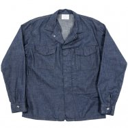 WORKERS/ワーカーズ Fatigue Shirt Mod, ファティーグシャツ 8 oz Denim