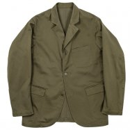 <img class='new_mark_img1' src='https://img.shop-pro.jp/img/new/icons50.gif' style='border:none;display:inline;margin:0px;padding:0px;width:auto;' />WORKERS/ワーカーズ  Lounge Jacket Olive Chino ラウンジジャケット