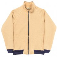 WORKERS/ワーカーズ  Sliver Fleece Jacket, Beige