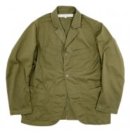 WORKERS/ワーカーズ  Lounge Jacket Light Chino Olive