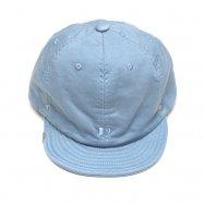 DECHO/デコ LOGO BALL CAP  ロゴボールキャップ ブルー