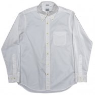 WORKERS/ワーカーズ  Modified BD, White Supima Heavy OX