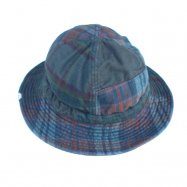 <img class='new_mark_img1' src='https://img.shop-pro.jp/img/new/icons50.gif' style='border:none;display:inline;margin:0px;padding:0px;width:auto;' />DECHO×ANACHRONORM CRAZY HUNTER HAT NAVY