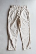 COLIMBO/コリンボ BUNKER HILL H-DIST.PANTS Milky White