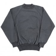 <img class='new_mark_img1' src='https://img.shop-pro.jp/img/new/icons13.gif' style='border:none;display:inline;margin:0px;padding:0px;width:auto;' />WORKERS/ワーカーズ Raglan Sweater Faded Black