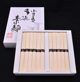 山芋入り手延べ素麺1.1キロ 22束入り(黒帯)