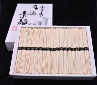 細うどん(太口そうめん)2.55キロ 51束入 (黒帯)