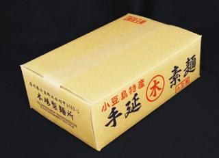 細うどん(太口そうめん)3.5キロ 70束入 (黒帯)