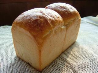 【食パン 2山】