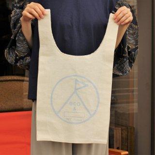 【ネコポス可】tent オリジナル エコバッグ / eco bag / レジ袋 /