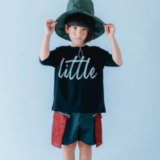 【送料無料】nunuforme LITTLE Tシャツ ブラック/ 2021SS新作 / ヌヌフォルム