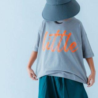【送料無料】nunuforme LITTLE Tシャツ グレー/ 2021SS新作 / ヌヌフォルム