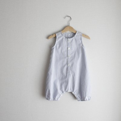 Henry Neck Rompers