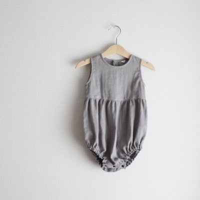 Gather romper