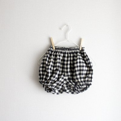 Cotton flannel gather bloomers