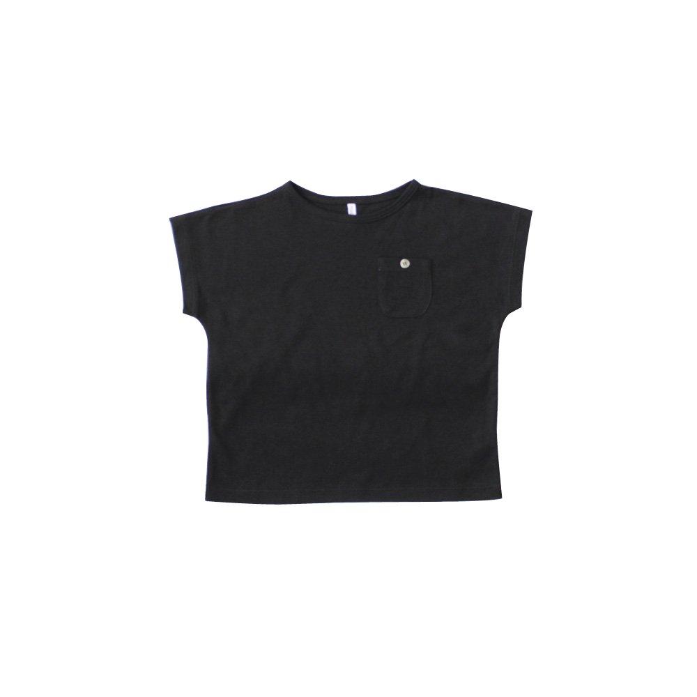 Pocket T-shirt(black)
